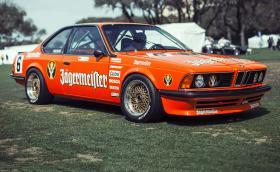 """Консумирайте с удоволствие и мярка: """"коледното"""" BMW 635CSi Е24 от Group A. Галерия"""