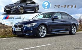 Карахме най-мощната Серия 3: BMW 340i. Преди култовото M3 обаче. Опъваме няколко паралела между двете топ модификации, плюс галерия на първата