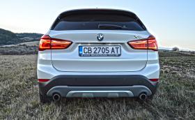Нова идея, ново поколение. BMW демонстрира възможностите на новата генерация X1. Галерия