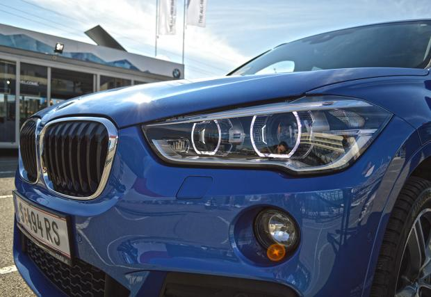 Нова идея, ново поколение. BMW демонстрира възможностите на новата генерация X1 (Галерия)