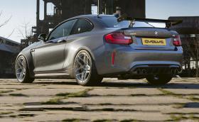 """(Почти) BMW M2 GTS. Тази """"двойка"""" получава отличен, 401 коня и полусликове. Галерия"""