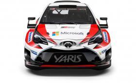 Този 'badass' Yaris ще лети във WRC. Най-откачената малка Toyota, в пет снимки и видео