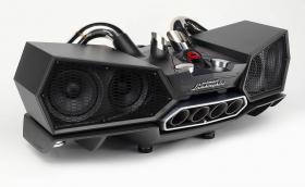 Музикалната система на Lamborghini e с 2 хил. лв. по-скъпа от VW Passat 1.6 TDI. Но пък звучи по-добре. Галерия и видео