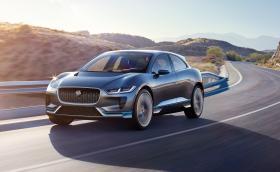 Електрическият хищник Jag I-Pace Concept ще ловува моделите на Tesla. Мощността му е 400 коня, пробегът е 500 км. Галерия и видео