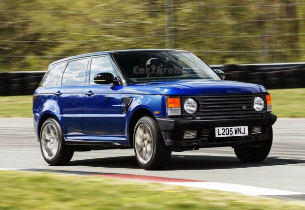 Range Rover Sport/1990 Range Rover Vogue