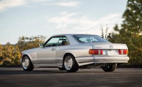 Mercedes-Benz 560 SEC AMG 6.0. Легенда за продан