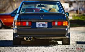 Mercedes-Benz 190E 3.2 AMG. Силен гръб. Галерия
