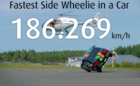 Със 186 км/ч на две гуми, автоматични шипове и първата зимна гума в света, която е кръстена на... войнишки вик. Плюс още няколко любопитни факта за гумите Nokian, които не знаете