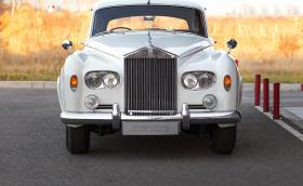 1963 Rolls-Royce Silver Cloud MkIII, реставриран до последната гайка. У нас. Галерия
