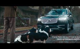 Volvo рекламира автономното управление на XC90, чрез доста... смърт. Интересно видео и кратка галерия
