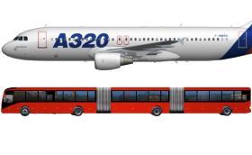 Volvo направи 30-метров съчленен автобус. Ще вози до 300 души, двойно повече от Airbus A320