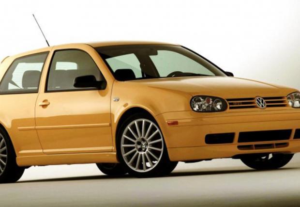 MkIV GTI 20th Anniversary. Хмм, не, няма грешка. Моделът излиза 25 години след първия GTI, за да почете неговата... 20-та годишнина. Направен е за САЩ, където отиват 4000 броя, 200 отиват в Канада. Моторите са 1.8T със 150 и 180 к.с.