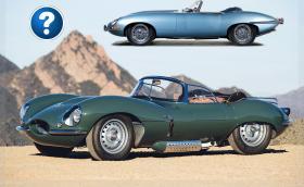 Въпрос с галерия: Коя е най-красивата кола на Jaguar правена някога? Прекрасният XKSS или E-type, който всички спрягат за такъв?