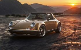Ако Господ караше кола, то тя щеше да е Singer Porsche 911. Галерия и инфо