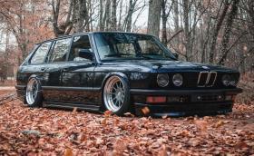 Фенове на BMW E28 Touring?