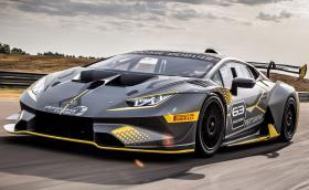 Lamborghini Huracan Super Trofeo Evo е новата откачена пистарка на италианците