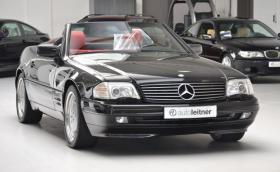 Този Mercedes-Benz SL 320 Special Edition е, като нов. Но бихте ли дали 39 500 евро за 320-ка от 98-ма?