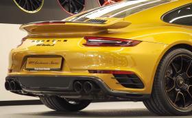 Производството на най-скъпото Porsche 911 Turbo S: ето така се сглобяват 259 992 евро. Видео и галерия