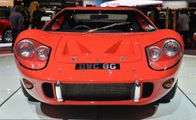 Ford GT40 MkIII е грозното пате от легендарната серия, но е по-рядък от всички останали. Направени са само 7