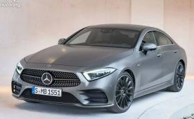 """Това е новият Mercedes-Benz CLS. Въпросът е """"да"""" или """"не"""" за новия дизайн?"""