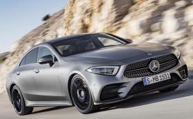 Официален: новият Mercedes-Benz CLS. Галерия и видео