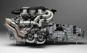 Може да си купите W16 мотора на Bugatti Chiron. Струва 15 523 лв. и 42 стотинки, събира се във VW Lupo