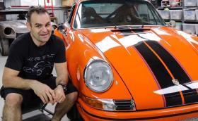 """Как да си направите своето мечтано Porsche 911 """"за 4 минути"""". Яко видео"""