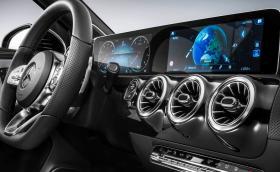 Интериорът на новия Mercedes-Benz A-Class е страхотен!