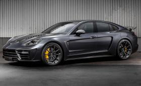 Това е Porsche Panamera… Stingray… GTR. Номер 3 от 25, струва 235 000 евро
