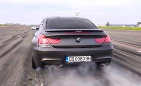 Чуйте това столично BMW M6 с 800 коня от PP-Performance. Трещи някъде в Германия