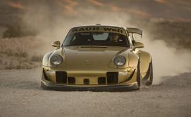 RWB 'Yoshiwara' Porsche 911 - грозно пате с автомат или една готина 993-ка? Галерия