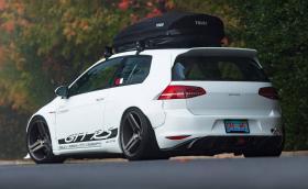 Volkswagen Golf GTI RS e един от най-готините Golf-ове, точка. Видео и галерия