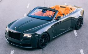 Spofec разду и карбонизира Rolls-Royce Dawn. Колата е с 13 см по-широка и генерира 677 коня
