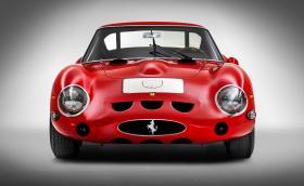 Топ 10 на най-скъпите коли продадени на търг. Общата им стойност е над 272 милиона долара