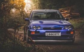 Ford Escort RS Cosworth е кола-култ. Мега галерия