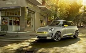 Електрическо MINI е колата, за която мечтаем
