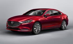 Новата Mazda 6 блесна в Лос Анджелис с 250 к.с.