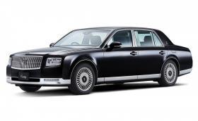 Toyota Century е японският Rolls-Royce Phantom. Хибрид е, а седалките са 100% вълнa