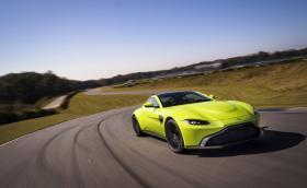 Новият Vantage е красив като Aston Martin и мощен като AMG