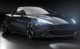 Този Aston Martin Vanquish S Ultimate не е истински, но ни харесва