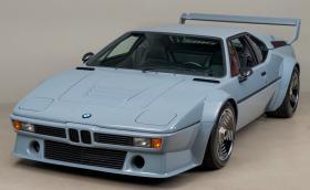 Това е единственото шосейно BMW M1 Procar в света