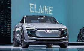 Audi Elaine е новото Q6