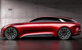 Това не е Nissan GT-R комби, а Kia Proceed Concept