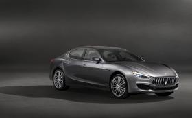 Maserati Ghibli GranLusso, дами и господа