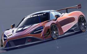Могъщият McLaren 720S GT3 идва през 2019