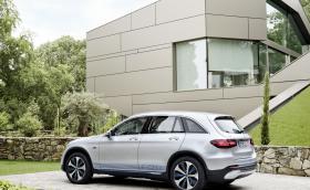 Mercedes-Benz GLC F-Cell е най-високотехнологичната кола на IAA 2017