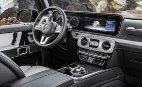 Mercedes показа интериора на новата G-класа. 5 неща, които трябва да знаете за него