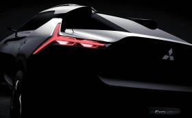 Mitsubishi Evo се завръща. Електрическо!