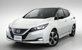 Новият Nissan Leaf се кара само с един педал. Пробегът му е 378 км с едно зареждане