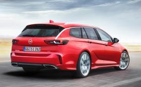 Opel Insignia GSi Sports Tourer BiTurbo e спортно комби с дизелов мотор и 210 коня